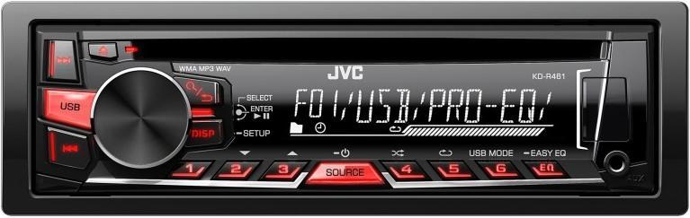 JVC KD-R461EY