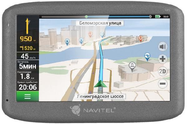 фото: NAVITEL N500