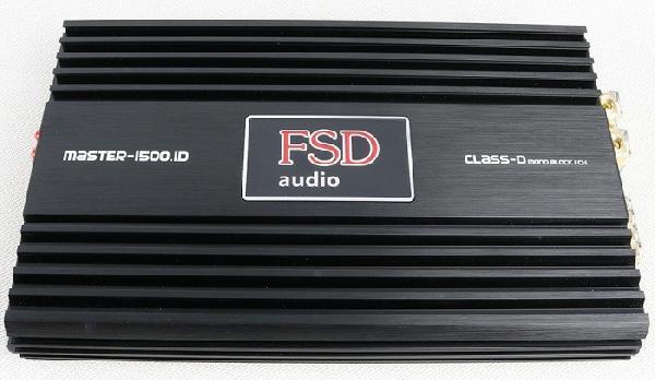 фото: FSD audio Master 1500.1D