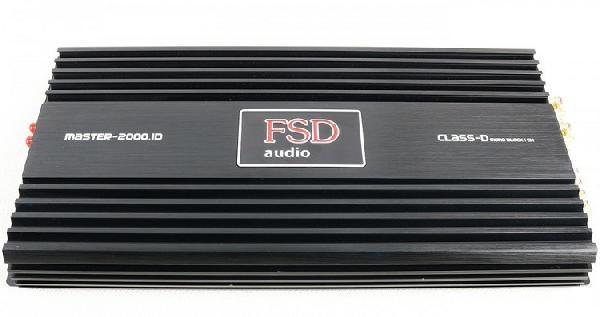 фото: FSD audio Master 2000.1D