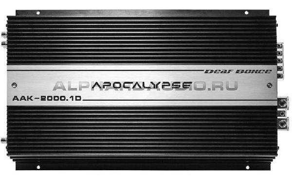 Alphard AAK-2000.1D