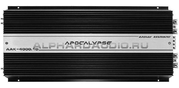 Alphard AAK-4000.1D