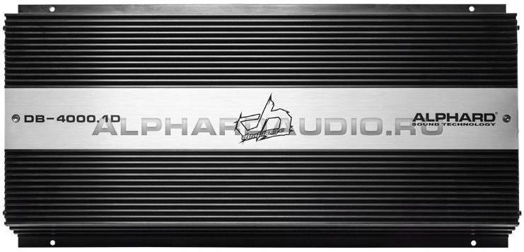 Alphard Deaf Bonce DB-4000.1D