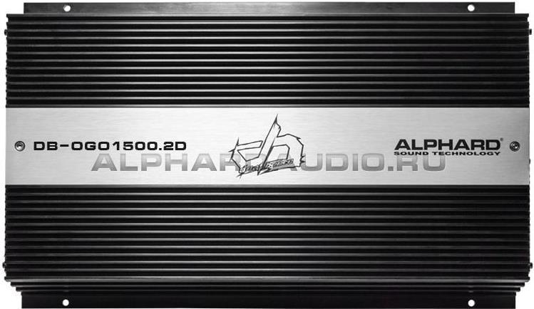Alphard Deaf Bonce DB-OGO1500.2D