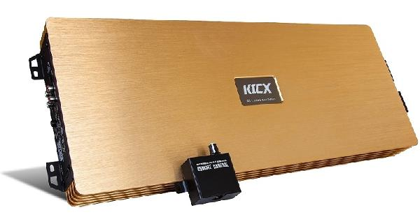 фото: KICX QS 1.3000M Gold Edition