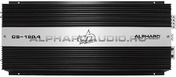 фото: Alphard Deaf Bonce DB-180.4