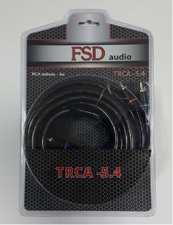фото: FSD audio TRCA-5.4