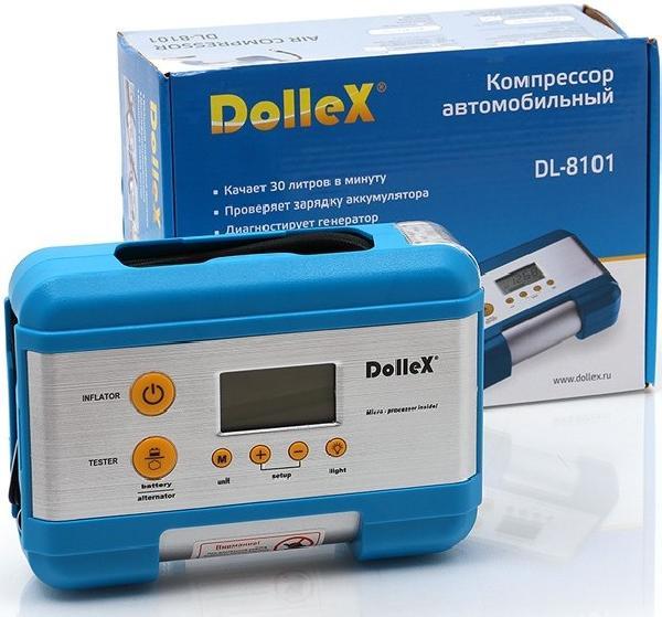 фото: DolleX DL-8101