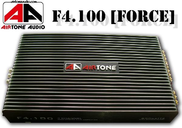 фото: Airtone Audio  F4.100 Force