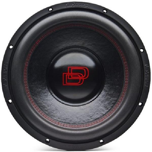 DD Audio Redline 612-D2