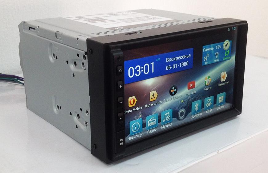 FlyAudio G6000F01