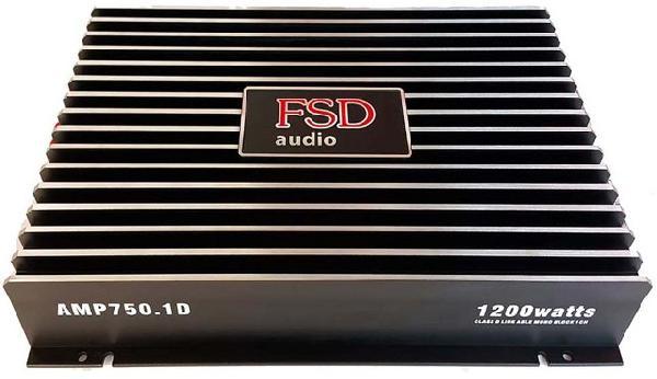 фото: FSD audio AMP 750.1D