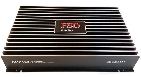FSD audio AMP 120.4