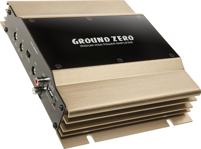 GROUND ZERO GZIA 2080 HPX