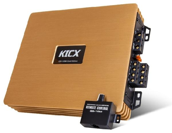 фото: KICX QS 4.95М Gold Edition