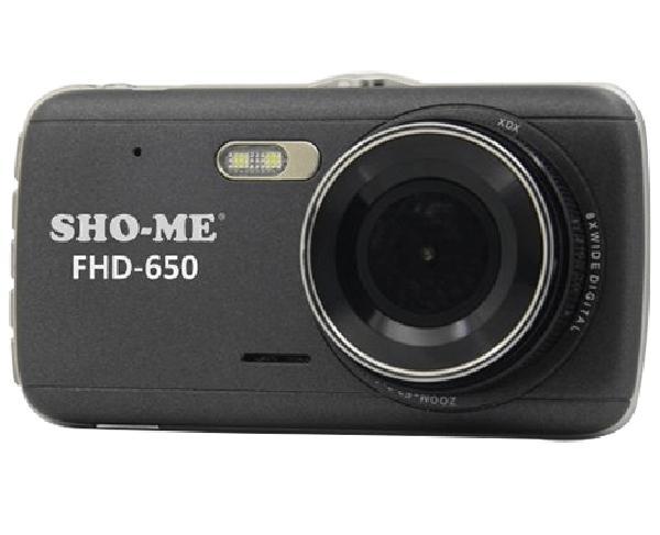 фото: Sho-Me FHD 650