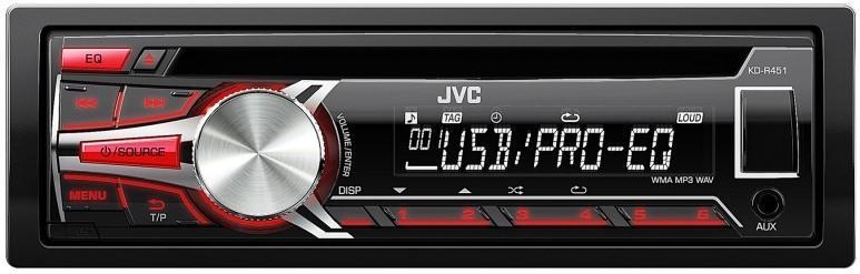 JVC KD-R451EY