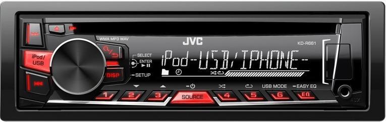 JVC KD-R661EY