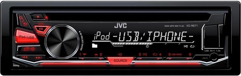 JVC KD-R671E