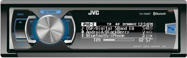 JVC KD-R90BTEY