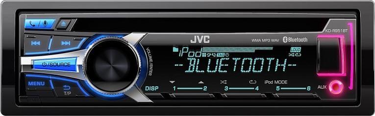 JVC KD-R951BTEY