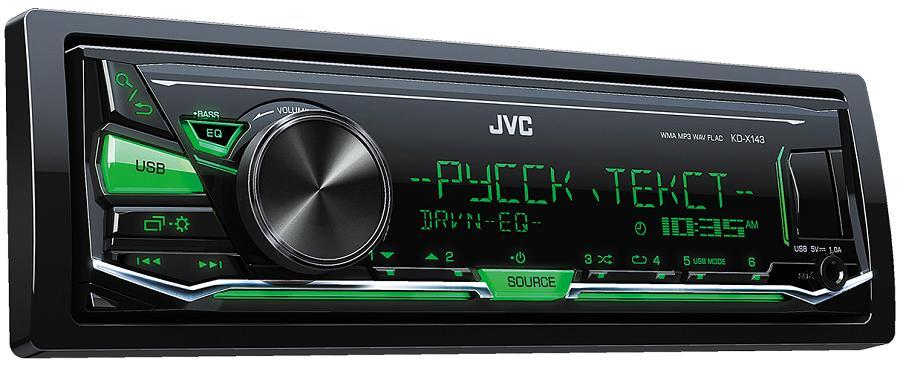JVC KD-X153