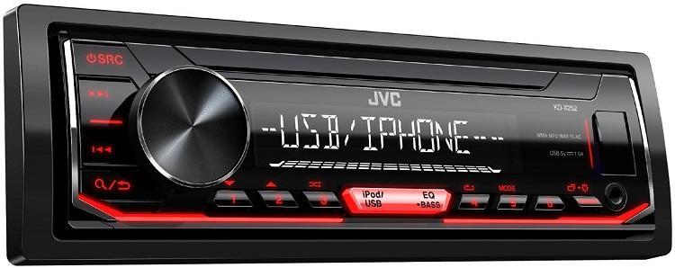JVC KD-X252