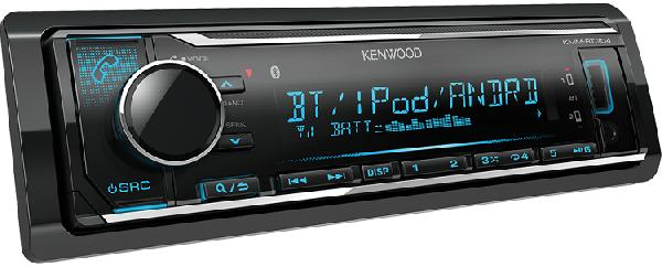 фото: Kenwood KMM-BT304
