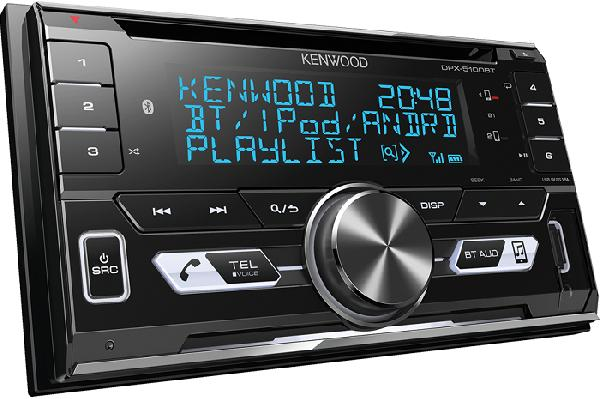 фото: Kenwood DPX-5100BT