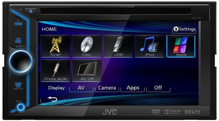 JVC KW-V10EE