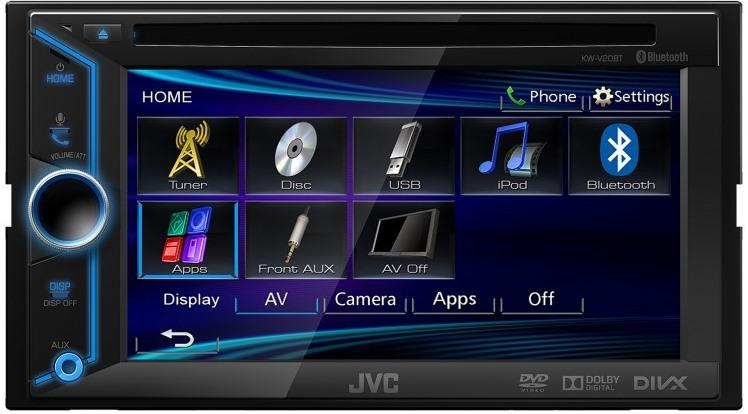 JVC KW-V20BTEE