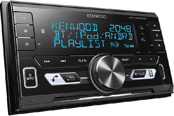 фото: Kenwood DPX-M3100BT