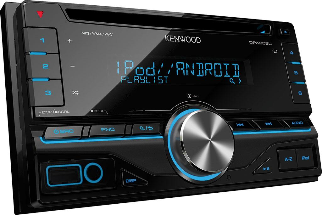 Kenwood DPX-206UED