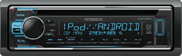 фото: Kenwood KDC-210UI