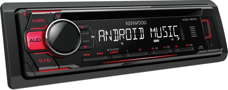 Kenwood KDC-151RY