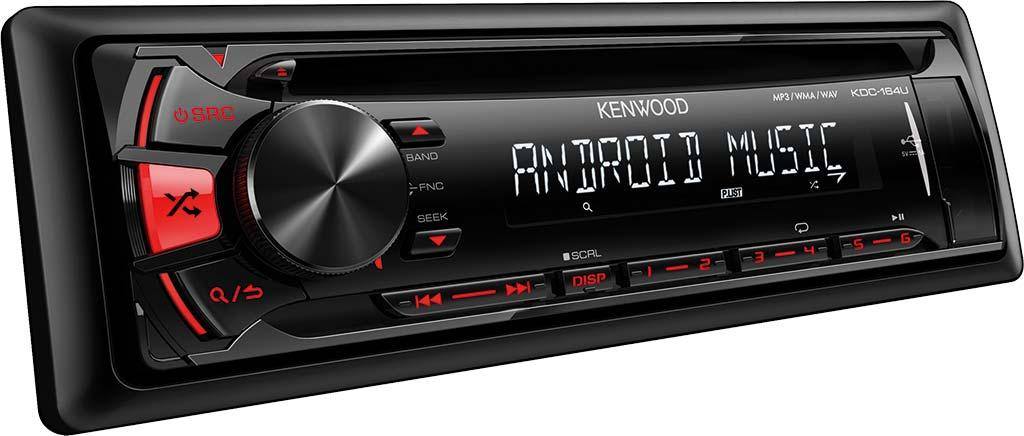 Kenwood KDC-164UR