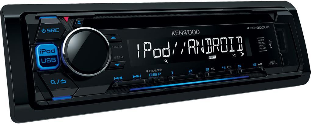 Kenwood KDC-200UB