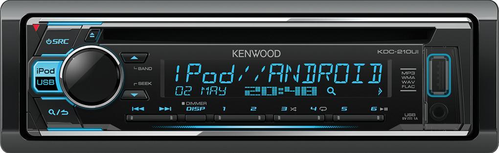 Kenwood KDC-210UI
