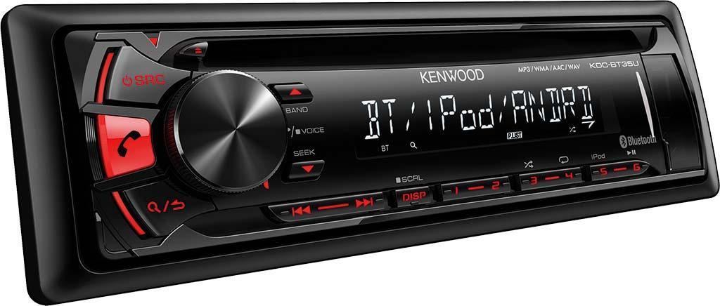 Kenwood KDC-BT35U