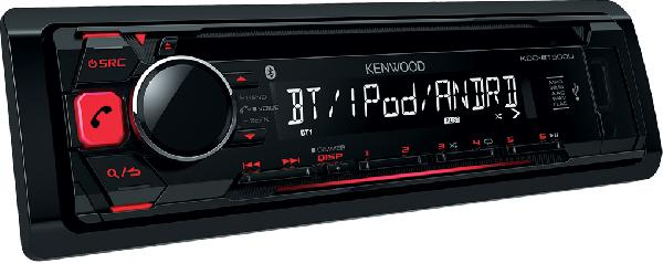 фото: Kenwood KDC-BT500U