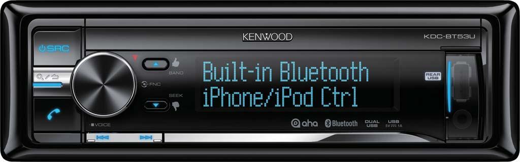 Kenwood KDC-BT53U