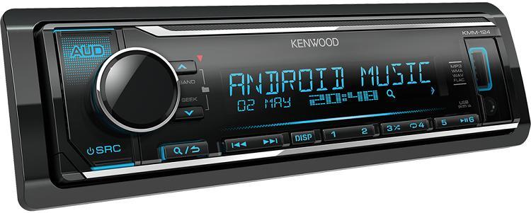 Kenwood KMM-124Y