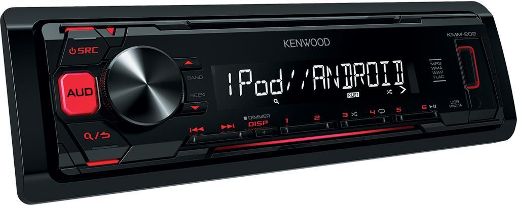 Kenwood KMM-202
