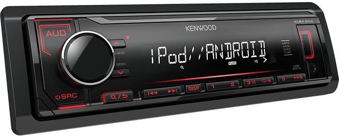 Kenwood KMM-204