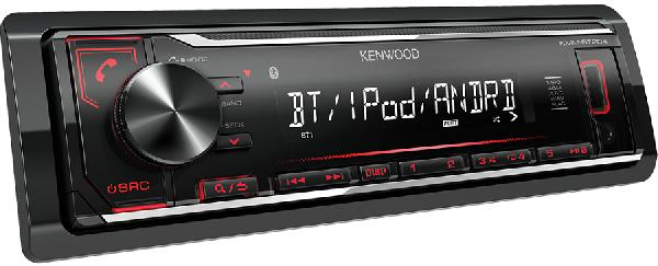 фото: Kenwood KMM-BT204