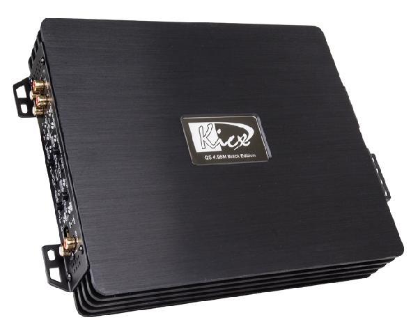 фото: KICX QS 4.95M Black Edition