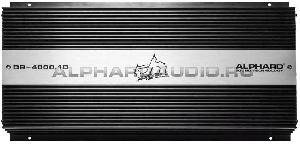 фото: Alphard Deaf Bonce DB-4000.1D