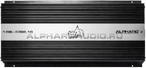 фото: Alphard Deaf Bonce DB-5500.1D