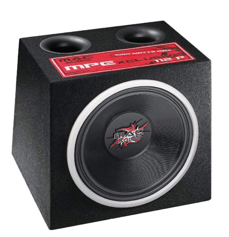 Mac Audio MPE 112 P