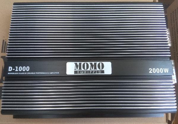 Фото Усилитель Momo D-1000 V4
